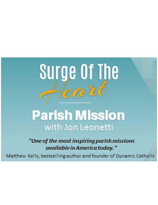 2019 Parish Mission